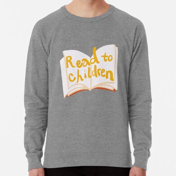 Read to Children Lightweight Sweatshirt