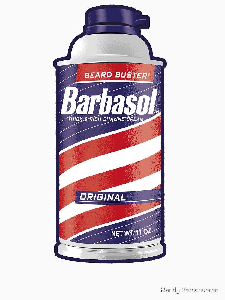 Barbasol Shaving Cream by vieke