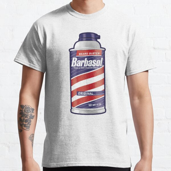 Barbasol Shaving Cream Classic T-Shirt