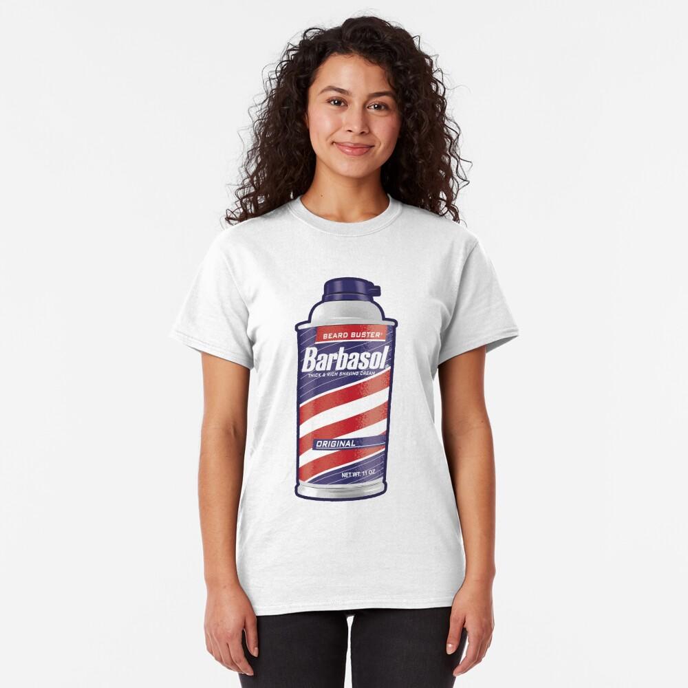 Barbasol Shaving Cream Classic T-Shirt