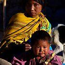 Raramuri (Tarahumara) Girls by tomcelroy