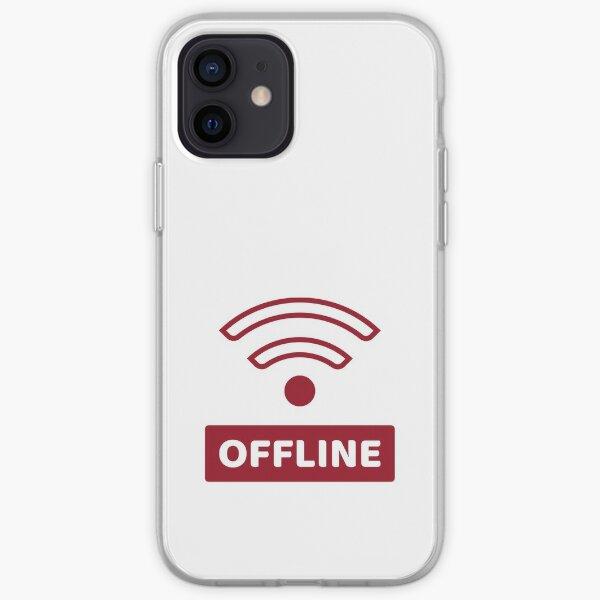 Offline - No Wifi iPhone Flexible Hülle