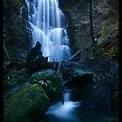 Waddell Waterfall by tomcelroy