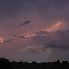 Garcias lightning by Larry  Grayam