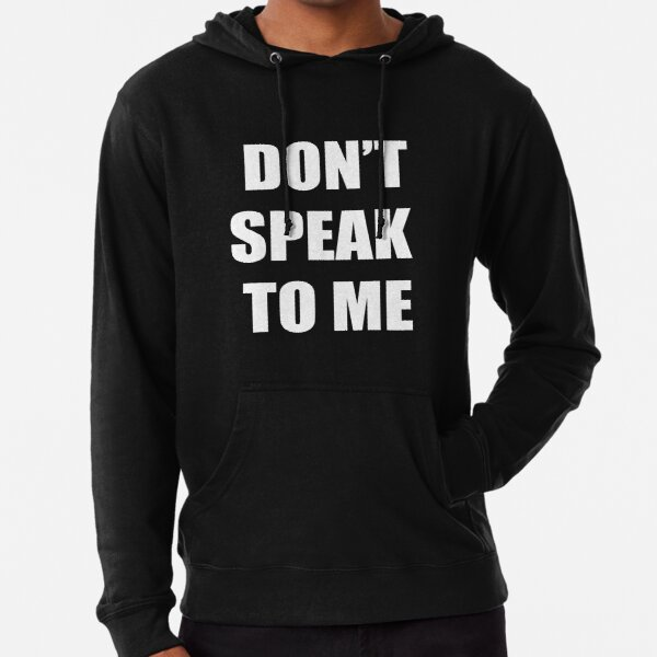 The Masked Singer Dont Speak Lightweight Hoodie