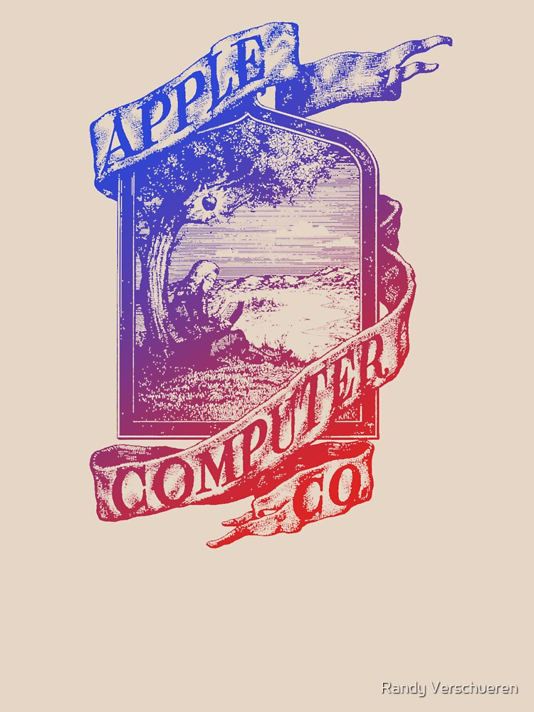 Original Apple Logo by vieke