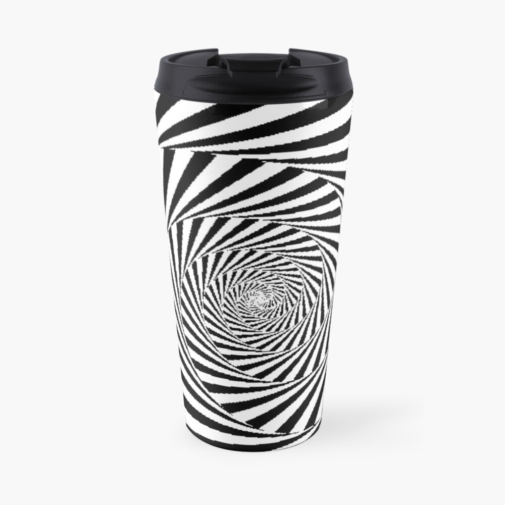 Optical Illusion Beige Swirl,  mug,travel,x1000,center-pad,1000x1000,f8f8f8