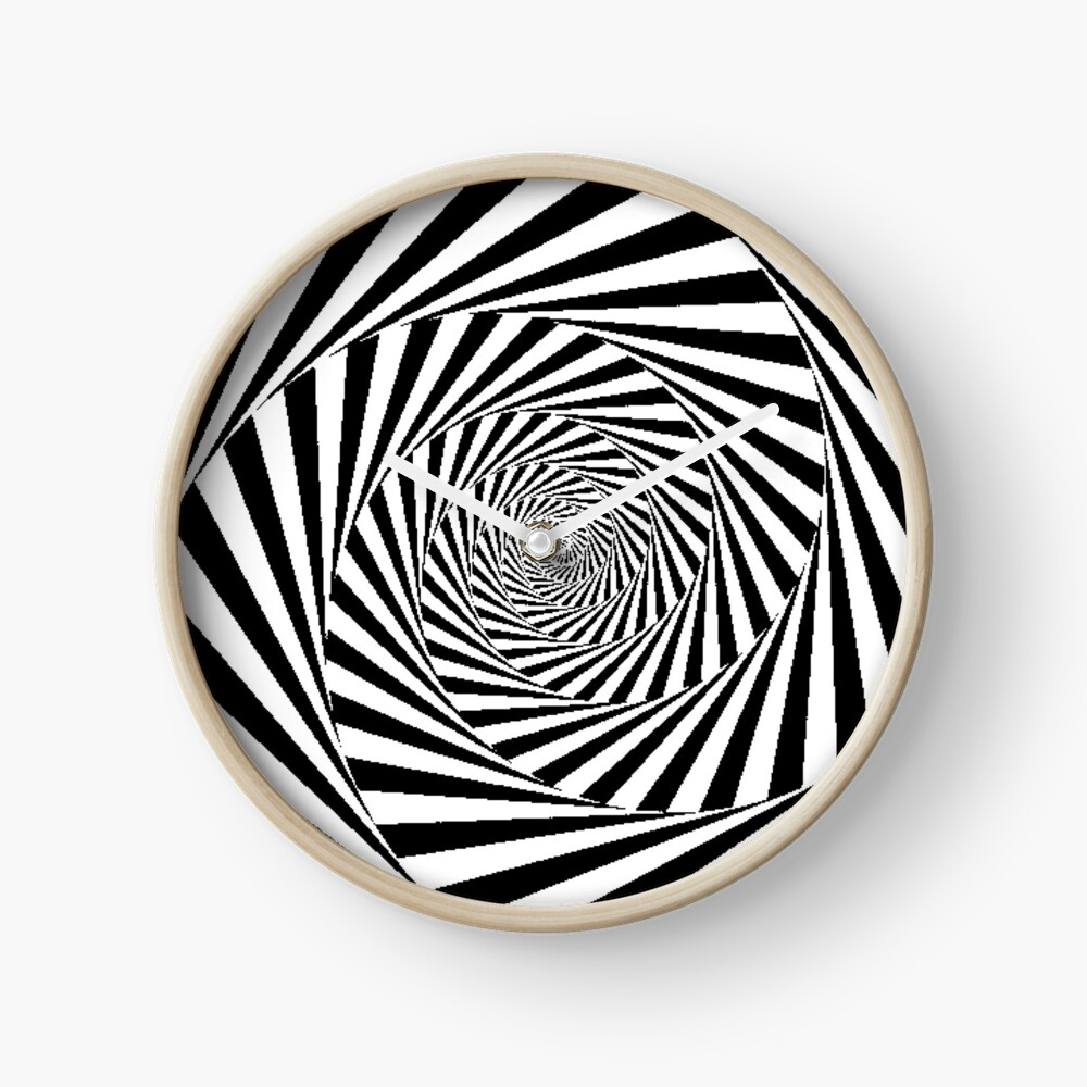 Optical Illusion Beige Swirl,  clkf,bamboo,white,1000x1000-bg,f8f8f8