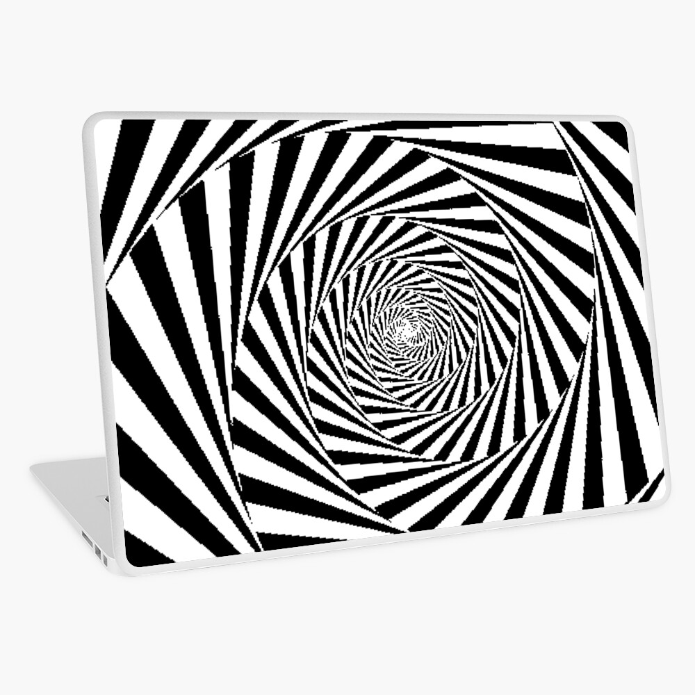Optical Illusion Beige Swirl,  pd,x750,macbook_air_13-pad,1000x1000,f8f8f8