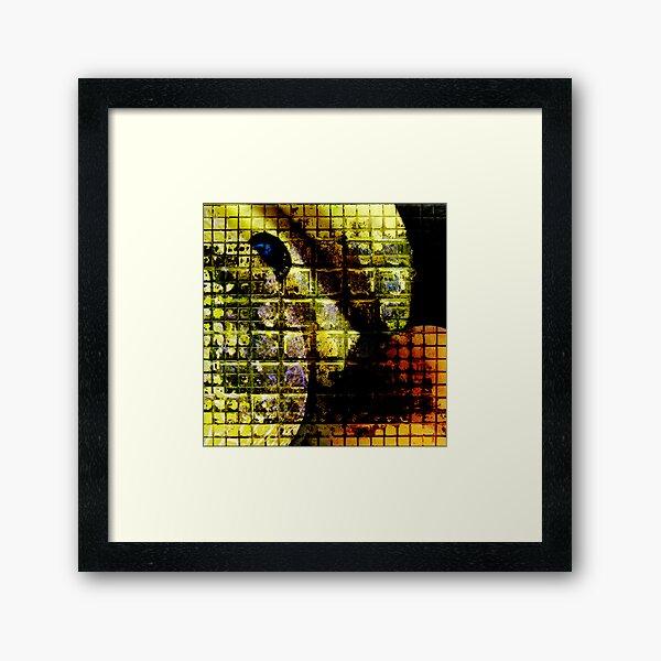 Still Alive ;-) Framed Art Print