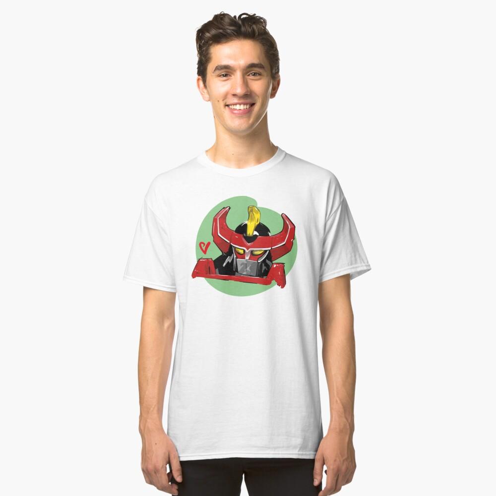Megazord Artwork Classic T-Shirt