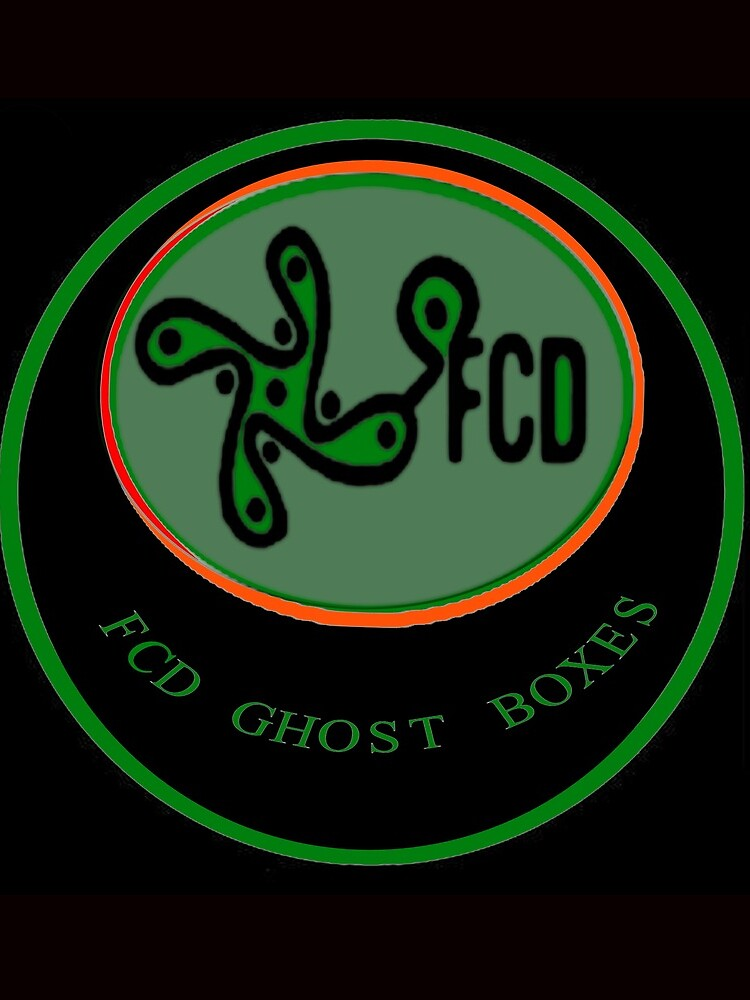 FCD Ghost Boxes Logo by FCDghostboxes