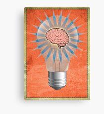 Imagine ~ A Great Idea Canvas Print