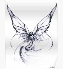 Blind Siren by Jesse Lindsay 2011 Poster
