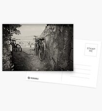 Between the Walls - Galle Fort Postcards