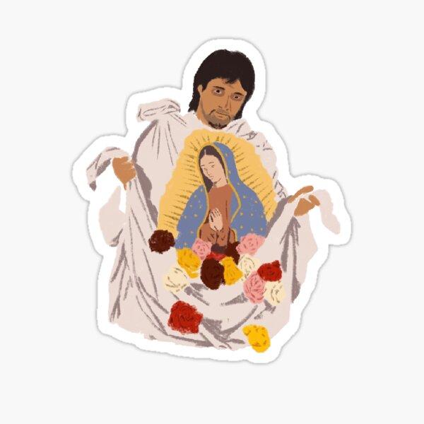 St. Juan Diego Sticker
