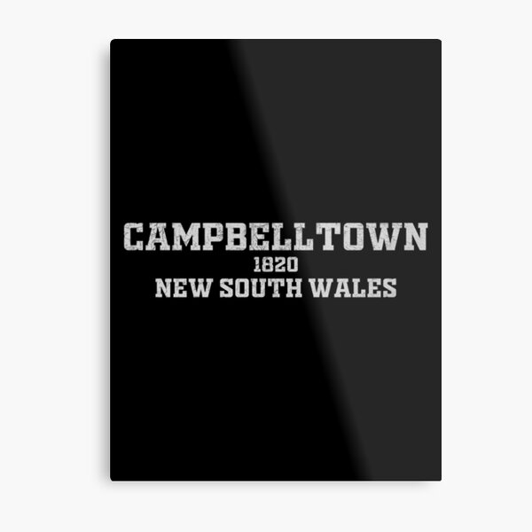 Campbelltown New South Wales Metal Print