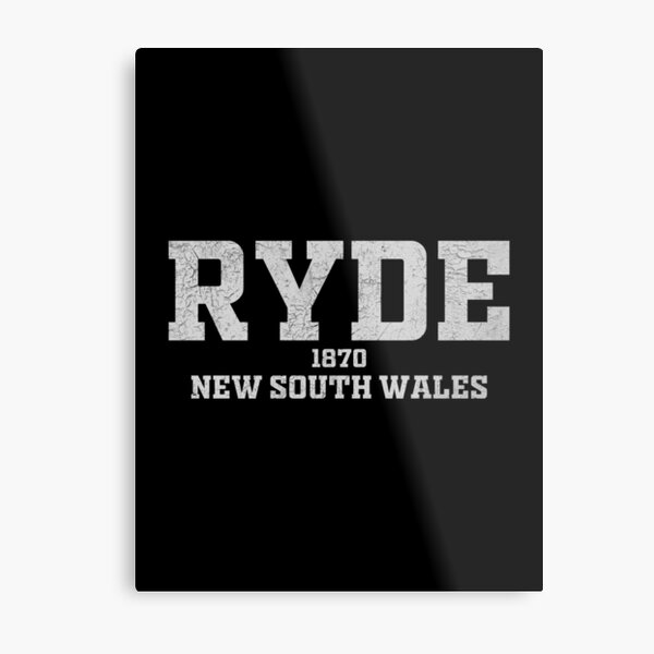 Ryde New South Wales Metal Print