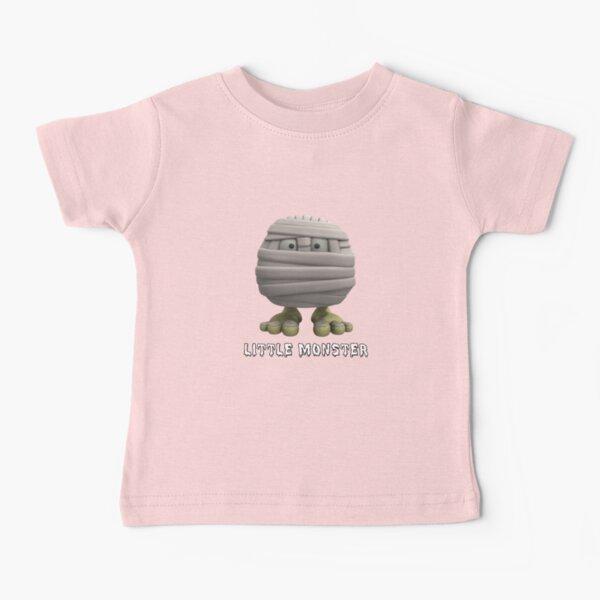 Little Monster - Mummy Baby T-Shirt