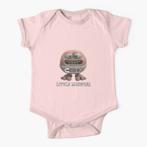 Little Monster - Baby Short Sleeve Baby One-Piece