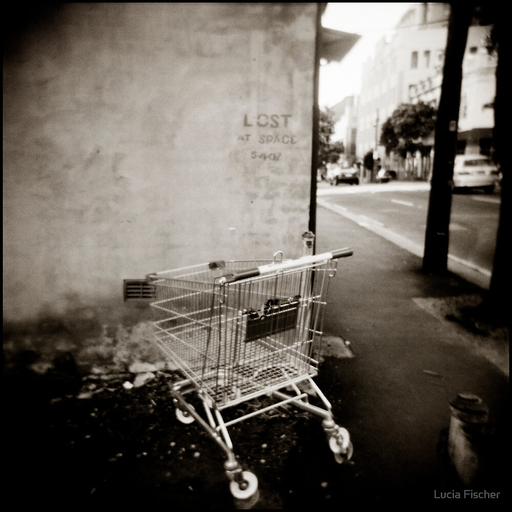 { a sense of abandonement } by Lucia Fischer