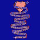 Heart Ribbon by a-roderick