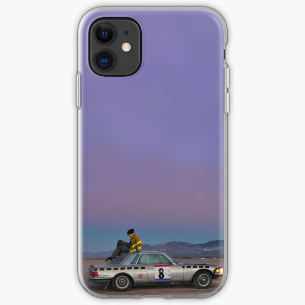 Asap rocky testing car iPhone Soft Case