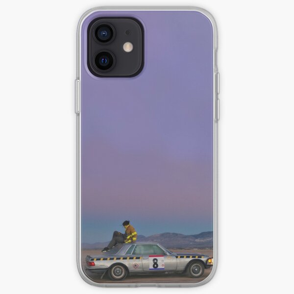 Asap rocky testing car iPhone Soft Case