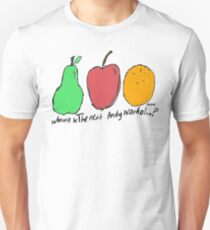 Who Will be the Next Andy Warhol? Unisex T-Shirt