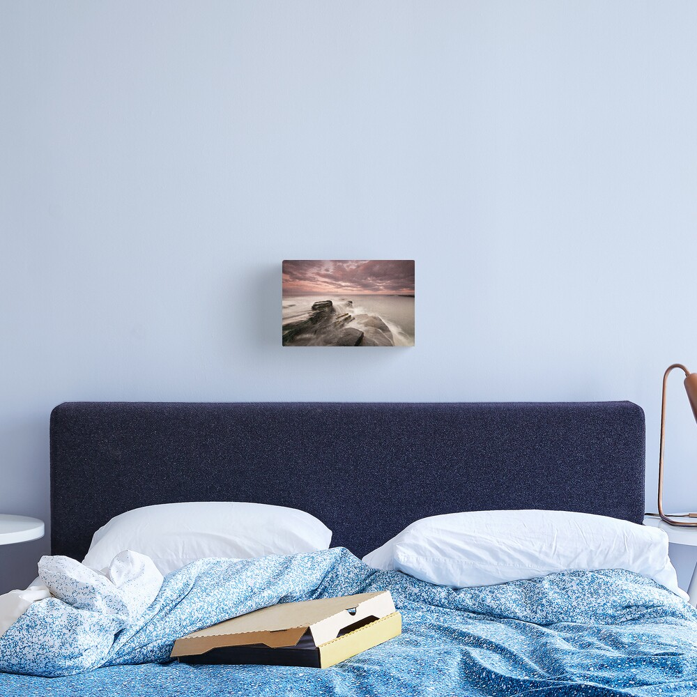 Turn for home Canvas Print