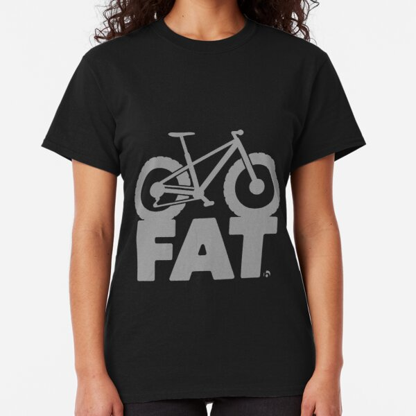 Fat Bike  Classic T-Shirt