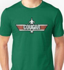 Top Gun Cougar (with Tomcat) T-Shirt
