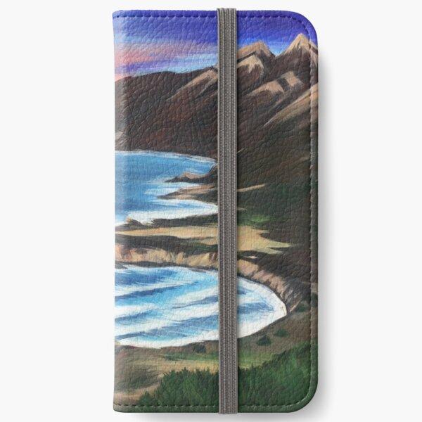 Big Sur Sunset  iPhone Wallet
