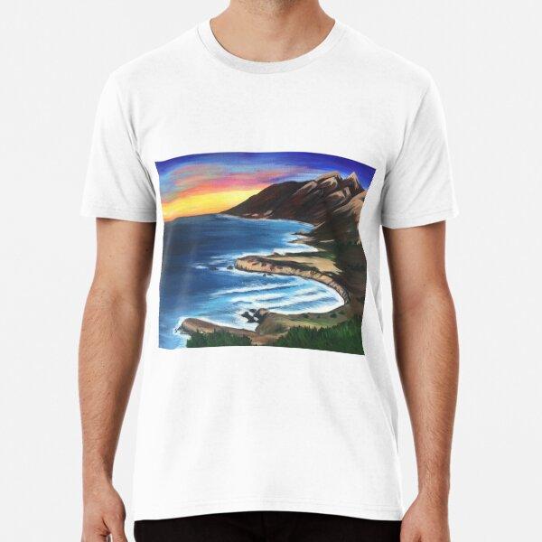 Big Sur Sunset  Premium T-Shirt