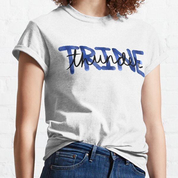 Trine University Thunder Classic T-Shirt