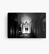There is light at the end Metal Print