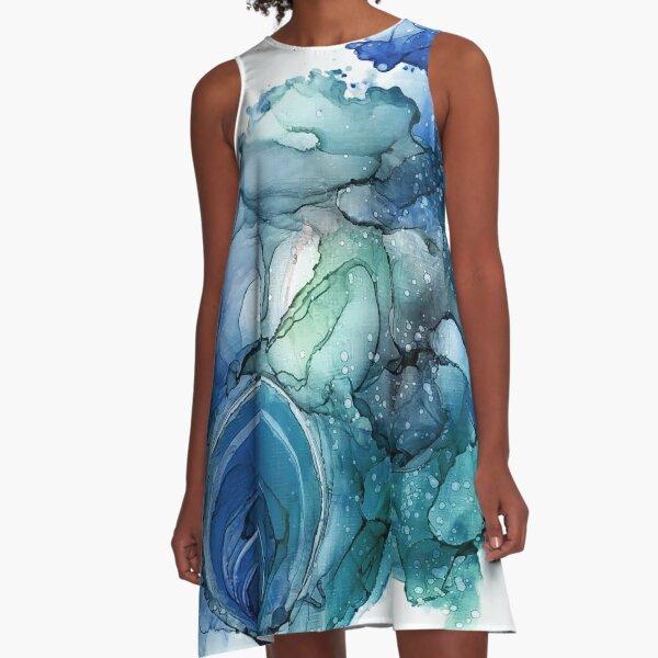 Joy Dark 2 A-Line Dress