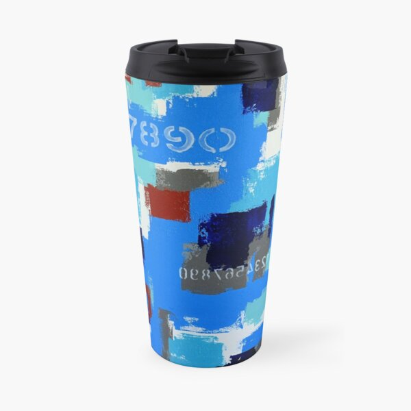 Hidden Harbours Travel Mug