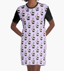 Easter Panda Bear - We Bare Bears Graphic T-Shirt Dress
