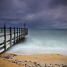 Approaching Storm - Mentone by Greg Earl