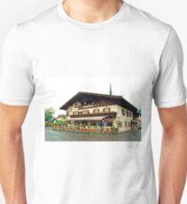 Trattoria at Kossen, Austria T-Shirt