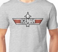 Top Gun Iceman (with Tomcat) Unisex T-Shirt