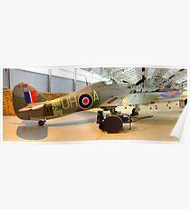 Hurricane - RAF Cosford Poster