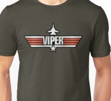 Top Gun Viper (with Tomcat) Unisex T-Shirt