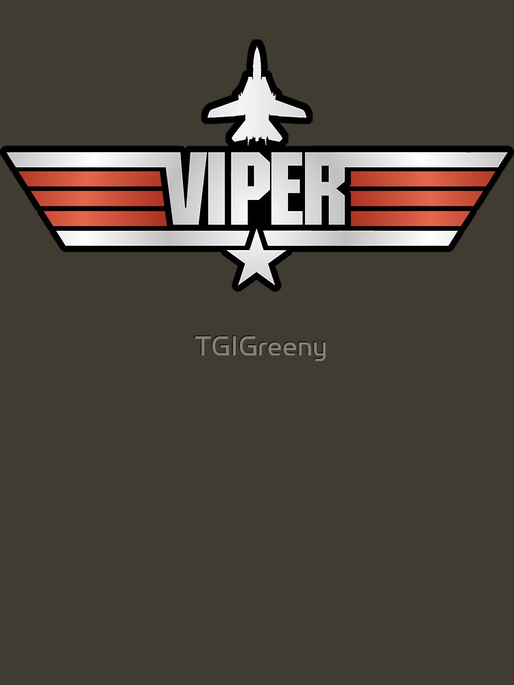 Top Gun Viper (with Tomcat) | Unisex T-Shirt