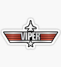 Top Gun Viper (with Tomcat) Sticker