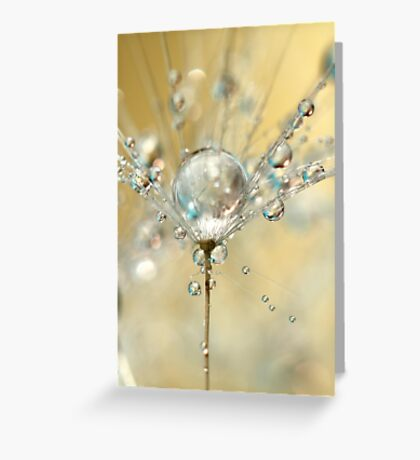 Gold & Dandy Greeting Card