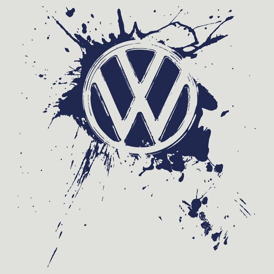 TShirtGifter presents: VW Volkswagen Logo