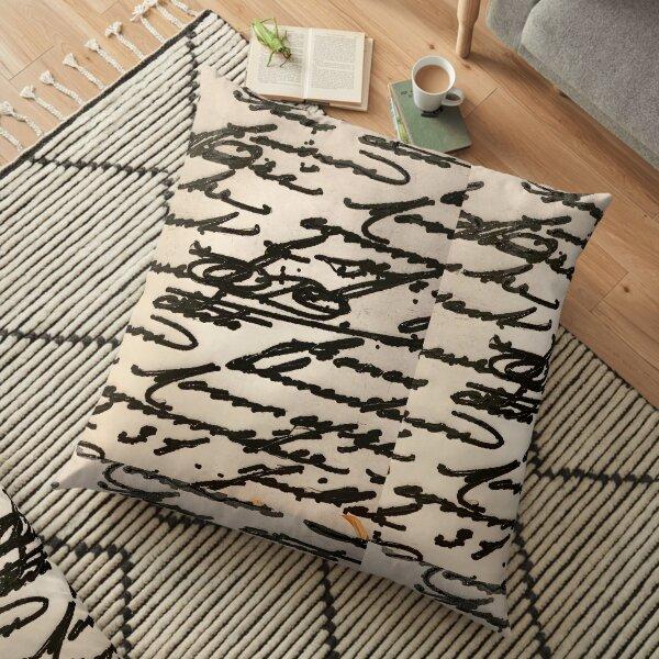 Ohh la la... Floor Pillow