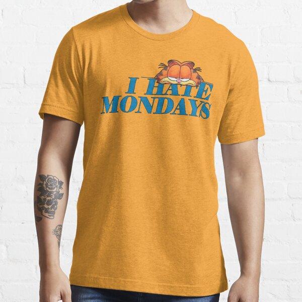 Funny Garfield - Je déteste les lundis T-shirt essentiel